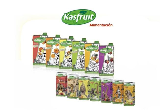 Kasfruit Alimentación - Ahembo