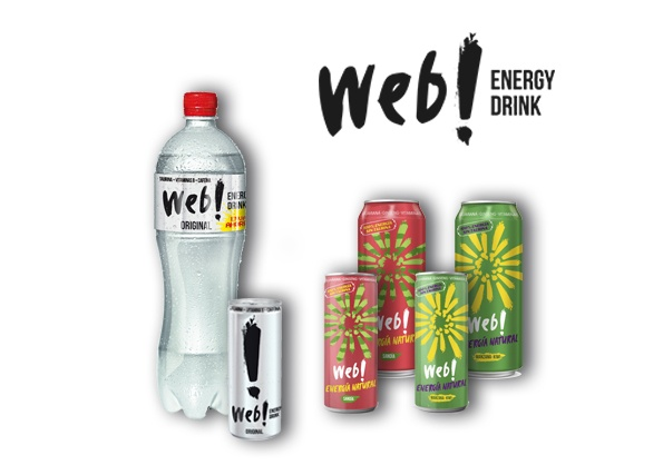 Web Energy Drink