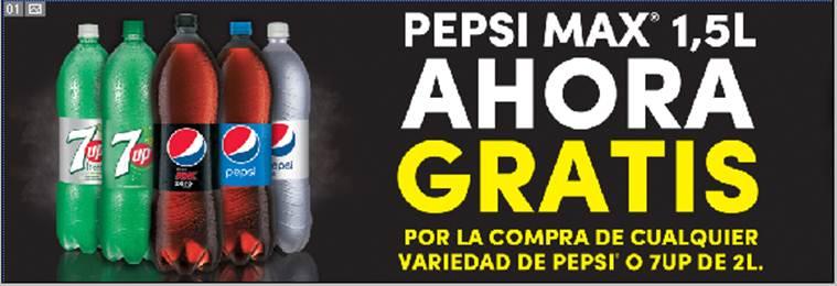 Compra Pepsi