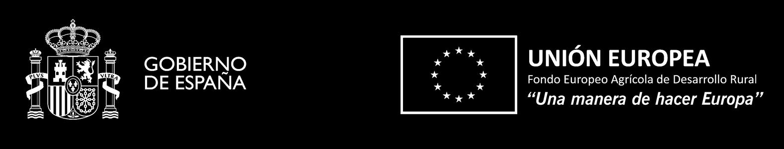Logo del Gobierno de España y de la Unión Europea