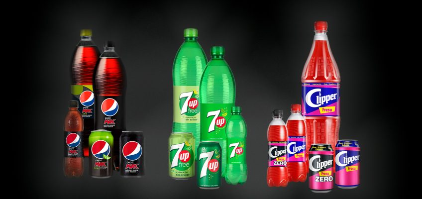 refrescos formatos
